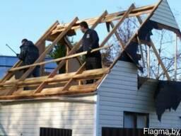 Снос, разборка домов, ветхих строений