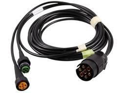 Соединительный кабель 7-контактный 5 метров. Bajonet.