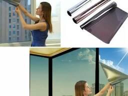 Солнцезащитная пленка для тонировки стекол.