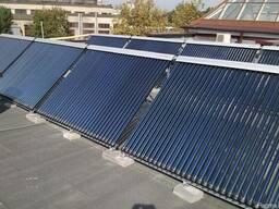 Солнечные коллекторы для ГВС экономят Ваши средства