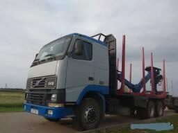 Сортиментовоз Volvo FH 12