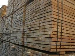 Сосновый брус, доска обрезная - экспорт в Е.С..