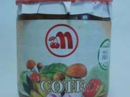 Соте овощно-грибное из свежей капусты 0,5