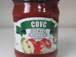Соус томатный Нежный 0,45л. /480гр.