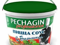 """Соус томатный """"Пицца соус""""с базиликом """"Pechagin Professional"""