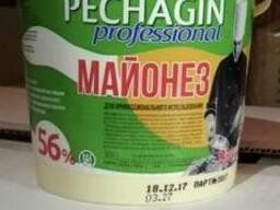 Майонез Pechagin professional Profi 56%, 5 л
