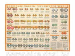 Советские монеты регулярного чекана