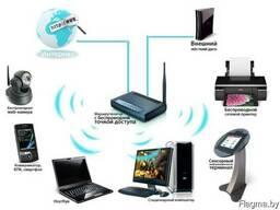 Создание сетей телекоммуникации под ключ