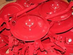 Сп6д.14.100 сошник дисковый короткий