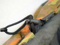 Спальный мешок Talberg Forest I Compact -5С Camouflage R(правый)