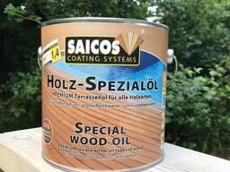 Специальное масло для древесины Saicos Holz-Spezialol