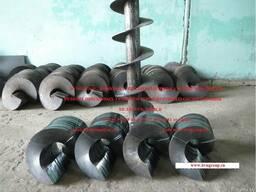Спираль для Шнека Витки для Шнека производство