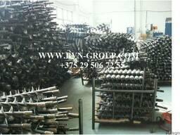 Спирали для Шнековых Транспортеров Собственное производство