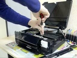 Срочный ремонт принтеров