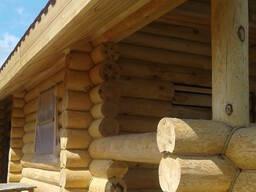 Срубы домов под ваш проект