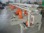 Станки торцовочные проходного типа СТП-6000 3х5,5 кВт - фото 8