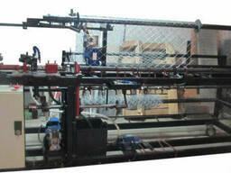 Станок для производства сетки рабицы вса-97