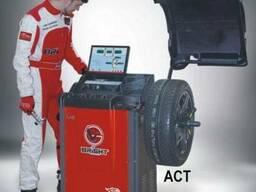 Станок стенд балансировочный CB 956 B автомат ввод 2х парам