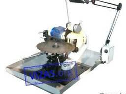Станок заточный для дисковых пил с твёрдосплавными пластинам