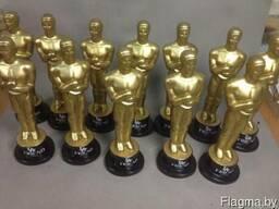 Статуэтки Оскар – украшение для праздников - фото 3