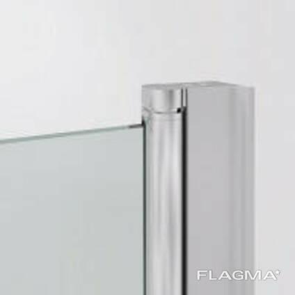 Стеклянная шторка для ванны Rubineta RUB-501 / 692009