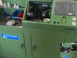 Стенд для регулировки турбин Turbotechnics VSR 100