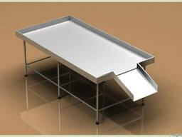 Стол для субпродуктов