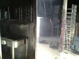 Стол производственный (2800х1200х400)AISI 304,нагрузка до 1т