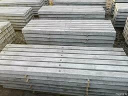 Столб бетонный