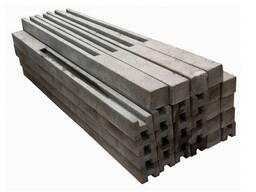 Столбики для забора из бетона купить в бресте купить бетон губаха