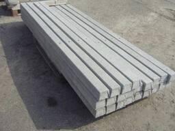 Столбы для сетки - рабицы и др. материалов