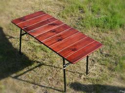 Столы и скамейки для дачи и сада