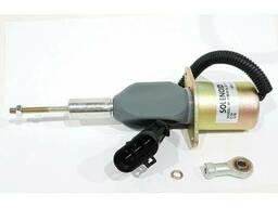 Стоп-магнит, глушилка двигателя, соленоид 87801213