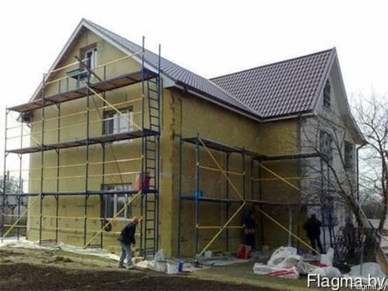 Строительные, ремонтные и отделочные работы