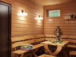 Строительство деревянных домов и бань - фото 1