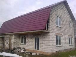 Строительство домов и коттеджей - фото 5