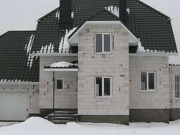 Строительство домов, котеджей, дач. Строительство Смолевичи