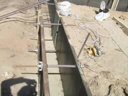 Строительство фундамента под ключ в Гомеле