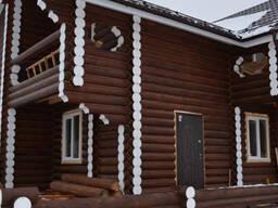 Строительство и отделка деревянных домов. - фото 4