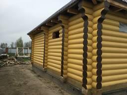 Строительство и отделка деревянных домов. - фото 5