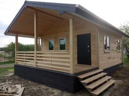 Строительство каркасных дачных домов в гомеле