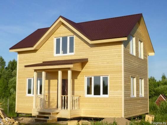 Строительство каркасных домов,