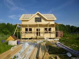 Строительство каркасных домов, - фото 4