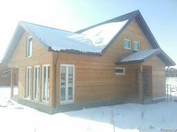 Строительство каркасных и блочных домов