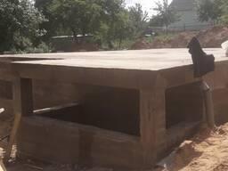 Строительство коробки дома под ключ