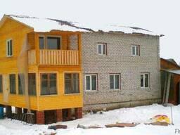 Строительство /ремонт Пристроек к дому выезд: Воложин и рн - фото 2