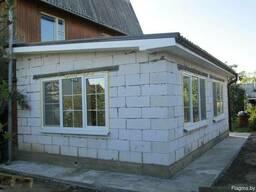 Строительство /ремонт Пристроек к дому выезд: Воложин и рн - фото 3