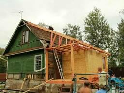 Строительство /ремонт Пристроек к дому выезд: Воложин и рн - фото 4