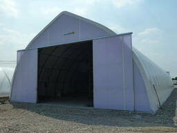 Строительство складских помещений,ангаров,хранилищ,навесов.