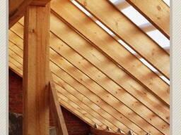Стропила и стропильные системы деревянные